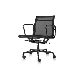 Herman Miller Eames® Aluminum Group Management Chair With Cygnus™ Fabric