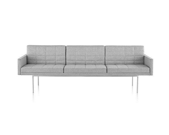 Tuxedo Sofa / TUX_S By Herman Miller